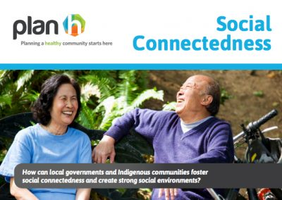 Social Connectedness Action Guide